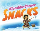 Operation Arctic VBS: Snacks Rotation Sign
