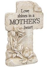 Love Shines In A Mother's Heart, Pedestal Cross