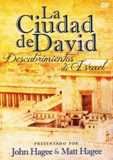 La Ciudad de David: Descubrimientos de Israel  (City of David: Discoveries of Israel), DVD