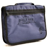 National Bible Bee Bible Cover - Blue