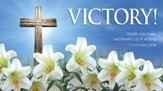 Victory! Cross and Lilies Offering Envelopes, 100