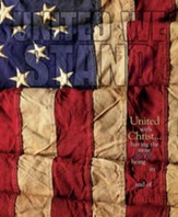 United We Stand Flag (Philippians 2:1-2, NIV) Large Bulletins, 100