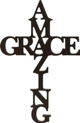 Amazing Grace, Word Wall Art