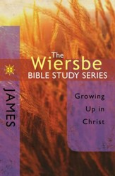 The Wiersbe Bible Study Series: James - eBook
