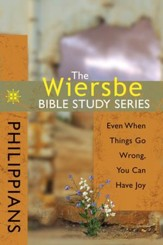 The Wiersbe Bible Study Series: Philippians - eBook