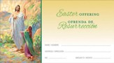Our Risen Savior Bilingual Offering Envelopes, 100