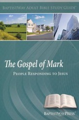 The Gospel of Mark, Study Guide