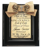 Names of God, Framed