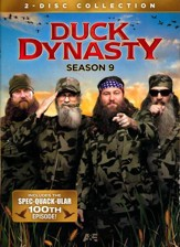 Duck Dynasty: Season 9, 2-DVD Set