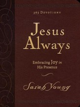 Jesus Always, Large Print Deluxe Edition