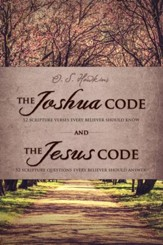 The Jesus Code and The Joshua Code  - Slightly Imperfect