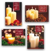 Bright Hope, Box of 12 Christmas Cards (KJV)