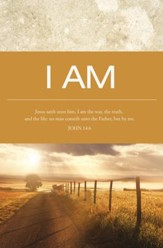 I Am The Way (John 14:6, KJV) Bulletins, 100
