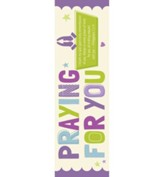 Praying for You (Philippians 1:3-4, KJV) Bookmarks, 25