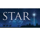 Star in the Sky Christmas Offering Envelopes, 100