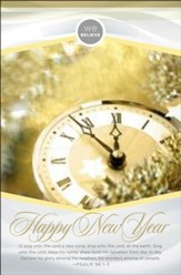 We Believe Sing unto the Lord a New Song (Psalm 96:1-3, KJV) New Year's Bulletins, 100