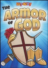 Armor of God: itty Bitty Activity Book