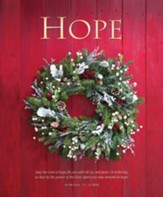 Hope (Romans 15:13, ESV) Large Bulletins, 100