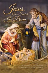 Jesus, Our Savior, Is Born (Luke 2:11, KJV) Bulletins, 100