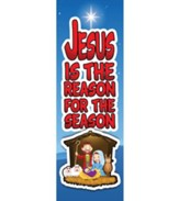 Jesus Is the Reason (Luke 2:11) Bookmarks, Pack of 25