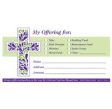 My Offering Multi-use Envelopes (Deuteronomy 16:17, NIV) Pack of 100