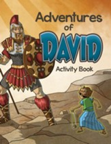 Adventures of David Activity Book--Ages 8 to 10