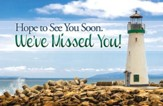 Hope to See You Soon (Genesis 31:49) Postcards, Pack of 25