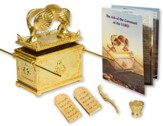 Desktop Ark of the Covenant, with Contents