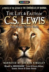 The Life & Faith of C.S. Lewis: The Magic Never Ends, DVD