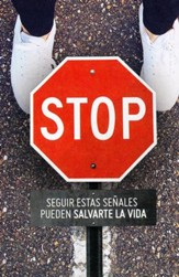 Tratados Señales, Paquete de 50  (Signs Tracts, Pack of 50)