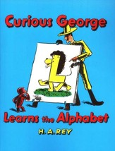 Curious George Learns the Alphabet Softcover