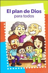 Tratados El Plan de Dios para Todos, Paquete de 50  (God's Plan for All Tracts, Pack of 50)