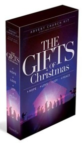 The Gifts of Christmas, Advent Church Kit, A 4-Week Series
