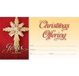 Jesus is Born (Luke 2:11) Offering Envelopes, 100