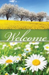 Welcome Spring Bulletins, 100
