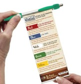 The Gospel Story By Colors, Banner Pen