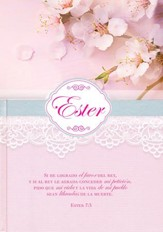 Diarios Mujeres de la Biblia: Ester  (Women of the Bible Journals: Esther)