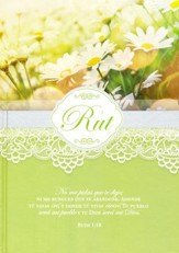 Diarios Mujeres de la Biblia: Rut   (Women of the Bible Journal: Ruth)