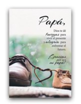 Tarjeta ¡Gracias por ser mi Papá!, Salmos 1:2-3  (Thanks for being my Dad! Card, Psalms 1:2-3)
