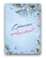 Gracias por tu amistad, tarjeta (Thank You for Your Friendship Card)