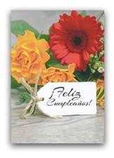Feliz cumpleanos!, tarjeta (Happy Birthday Card)
