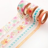 Sing for Joy Washi Tape, 4 Pieces