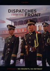 Dispatches from the Front #8: No Regrets, No Retreat, DVD