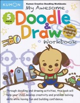 My Awesome Doodle & Draw Workbook
