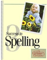 Success In Spelling, Level 3