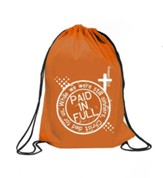 Paid In Full Drawstring Backpack