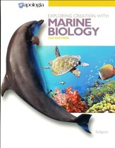 Exploring Creation with Marine Biology Textbook (2nd Edition)