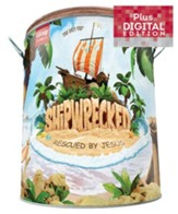 Shipwrecked Ultimate Starter Kit Plus Digital -  Group Easy VBS 2018