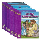 A Reason for Guided Reading: Beginning Readers Set - New Testament Stories (9 Books)