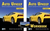 Auto Upkeep: Homeschool Curriculum Kit: Hardcover Textbook, Paperback Workbook & Resource USB (4th Edition)